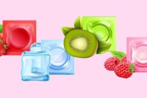 condom-preservatif-parfume-fraise-banane-framboise-raisin-menthe